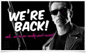 we re-back